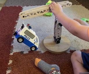 起重机玩具