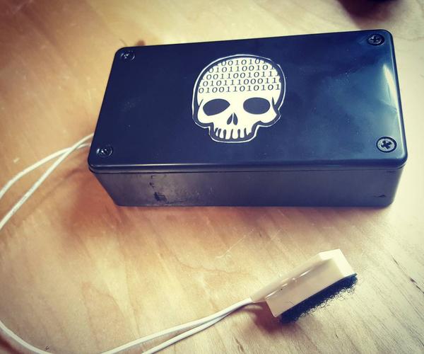 Wi-Fi Magnetic Door Spy