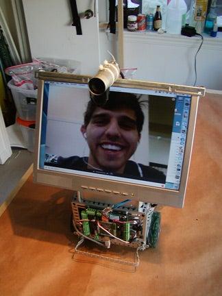 Sparky - DIY Web-Based Telepresence Robot