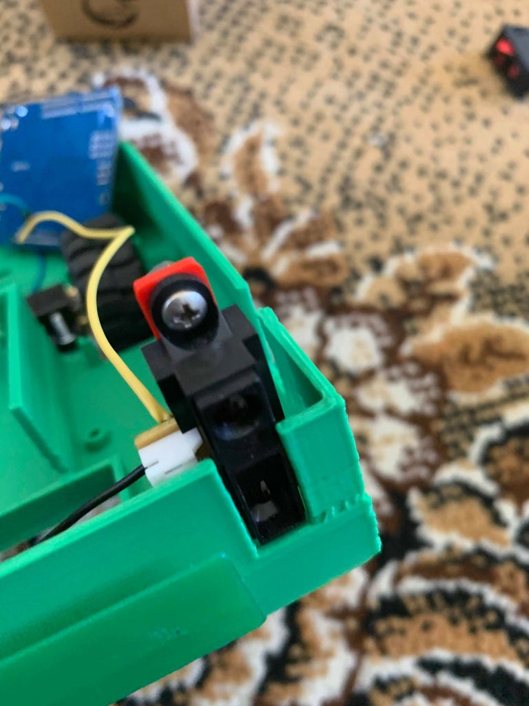Setting Up Sensors