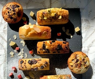 Financier - Sweet Bite to Go With Your Coffee