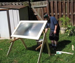 Saving the World With a Giant Solar Death Ray