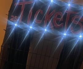 Creepy Ticket Booth