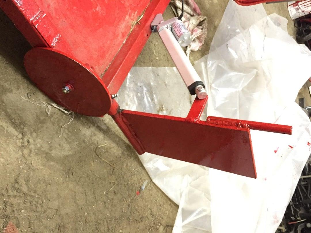 Step 5: the Wings, Wheels and Skegs