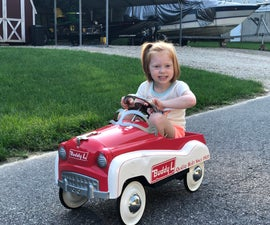 How to Build a Motorized Pedal Car