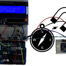 Arduino Milligaussmeter - Magnetic Measurement
