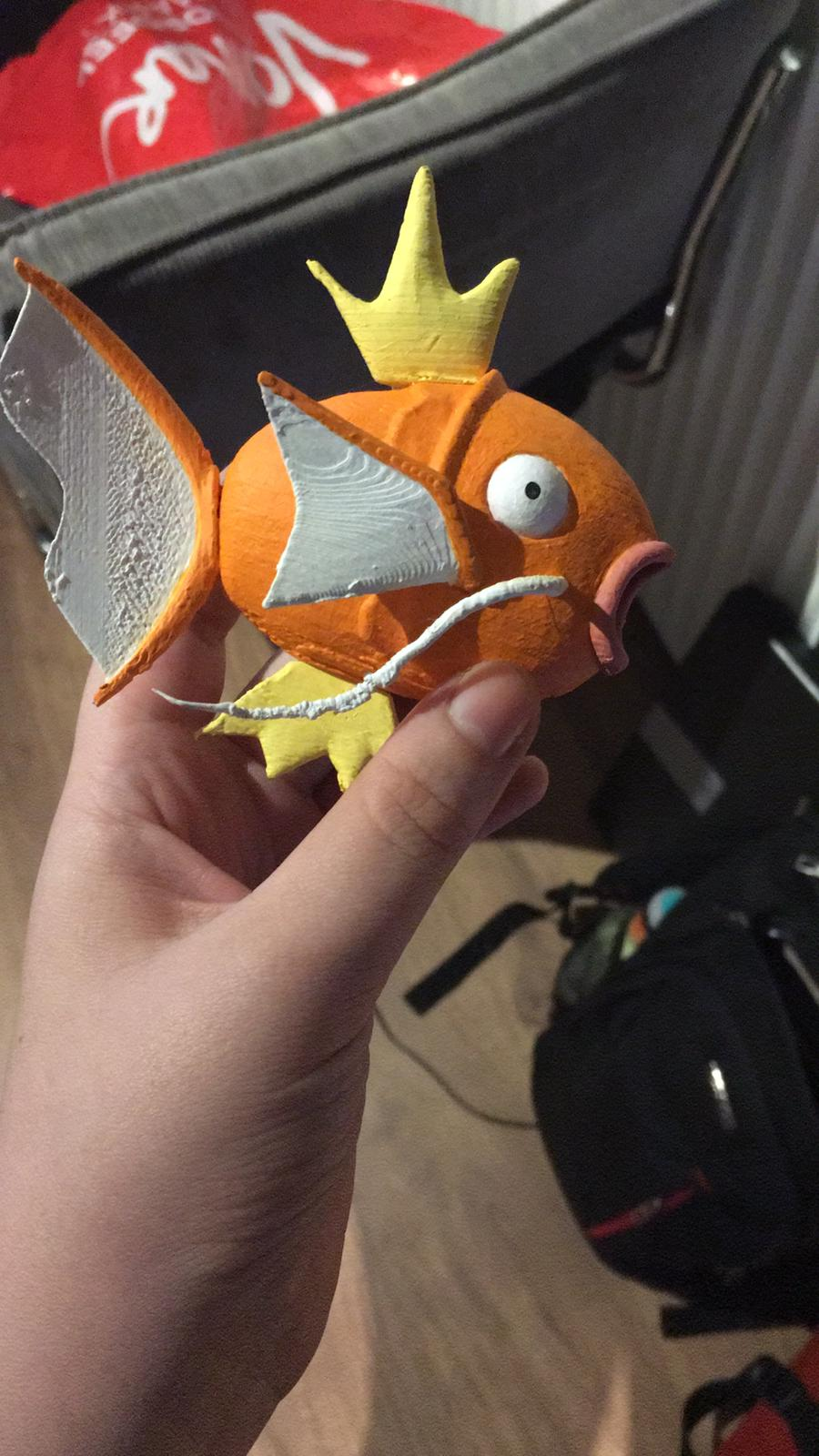 Working on Magikarp and the Container
