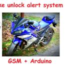 Bike Unlock Alert System