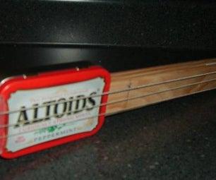 Altoids Tin Guitar