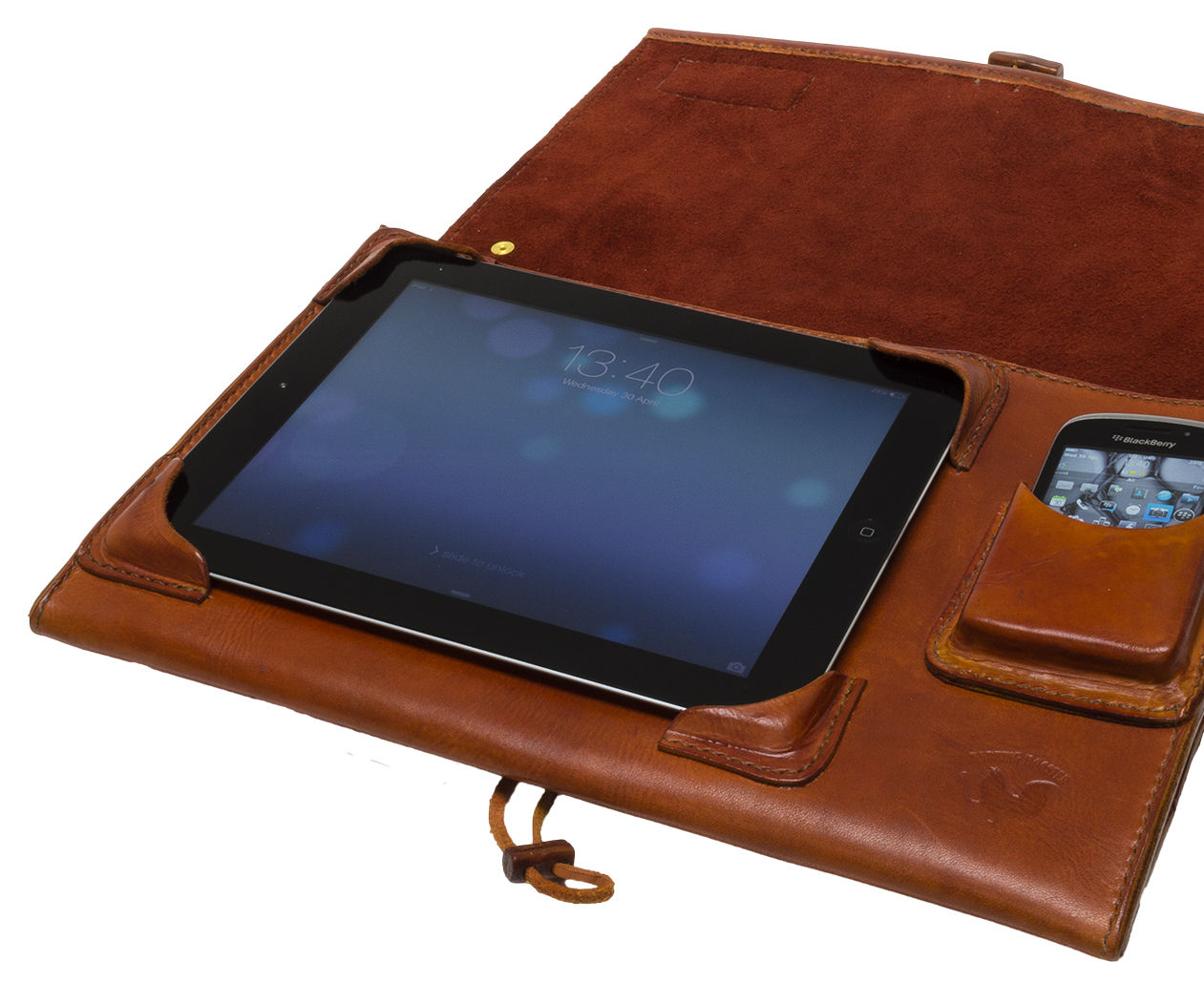 Leather iPad Case & Presentation Folio