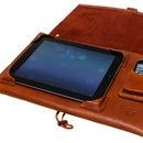 Leather iPad Case & Presentation Folio
