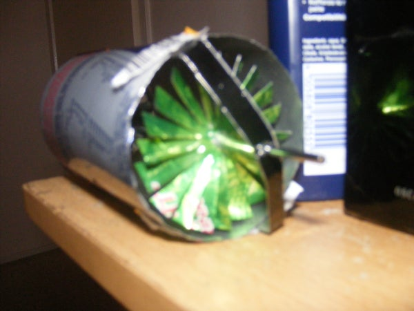 Turbine Engine Model