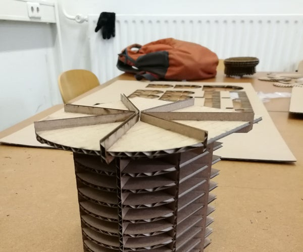 Side Table - Laser Cutting (the Process Only)