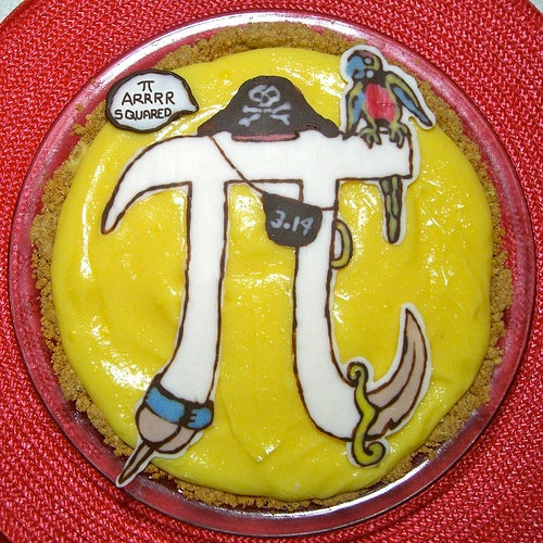 (Pi)rate Banana Creme Pie