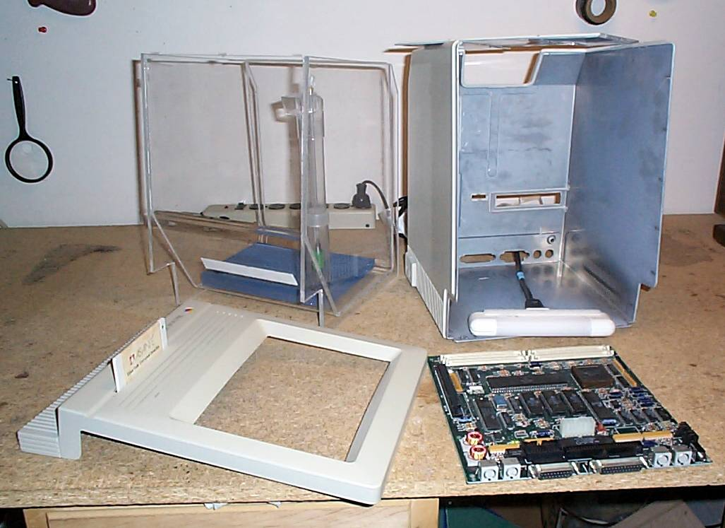 Building an acrylic Classic Macquarium
