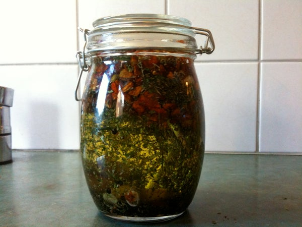 Pili Pili - a Pepper Infused Oil
