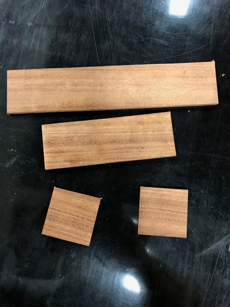 Cut Wood to Size