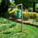 Topsy Turvy Tomato Planter Stand