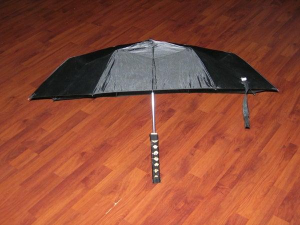 The Ninja's Umbrella