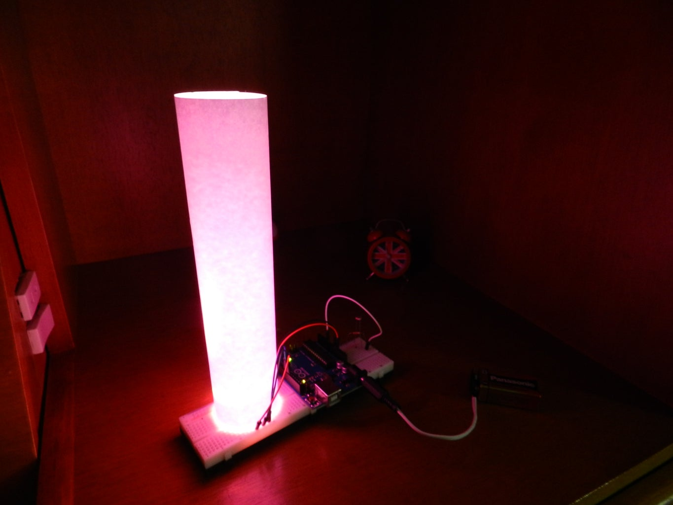 Mood Lamp With Arduino