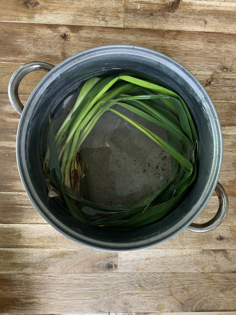Boiling the Yucca