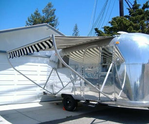 Restoring a 1967 Airstream