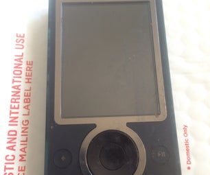 Zune Disassembled