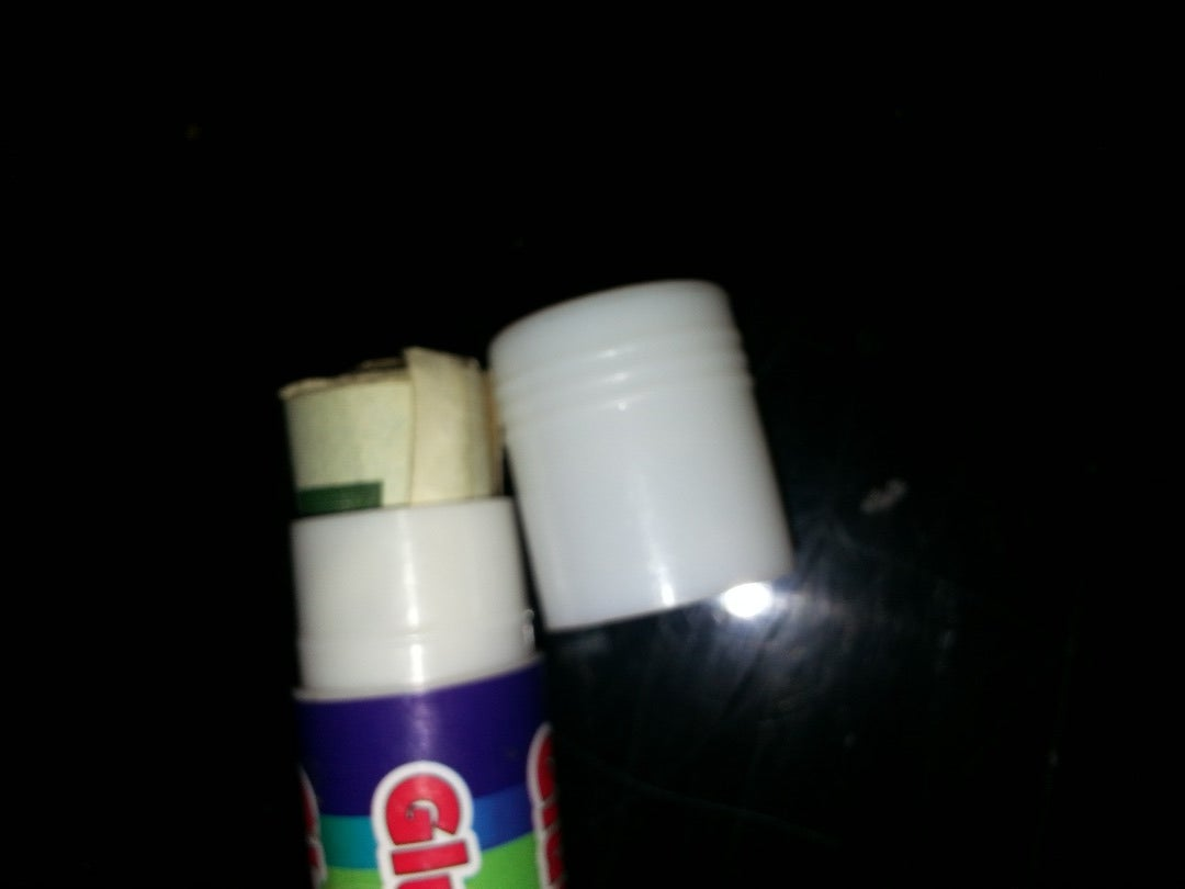 Glue Stick Safe