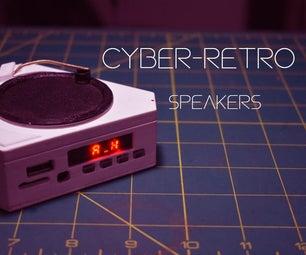 CYBER RETRO SPEAKERS