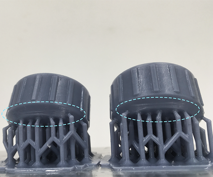 How to Eliminate Z-axis Lines Caused by Peel Force/Separation Force?