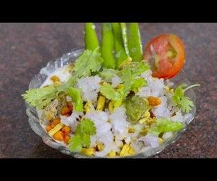 Idli Chaat Recipe : How to Make Idli Chaat : Multigrain Idli : East Tasty Yummy :Very Less Oil