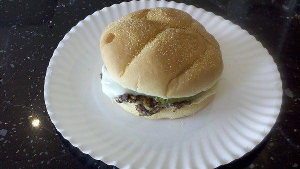 Potato Mushroom Vegetarian Burgers