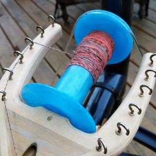 Resin Spinning Wheel Bobbins