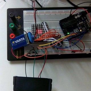 Arduino + Laptop Touchpad