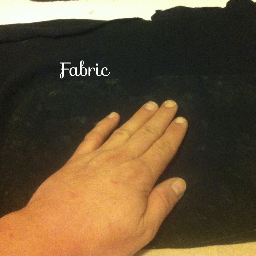 Float, Fabric, Flatten, Repeat