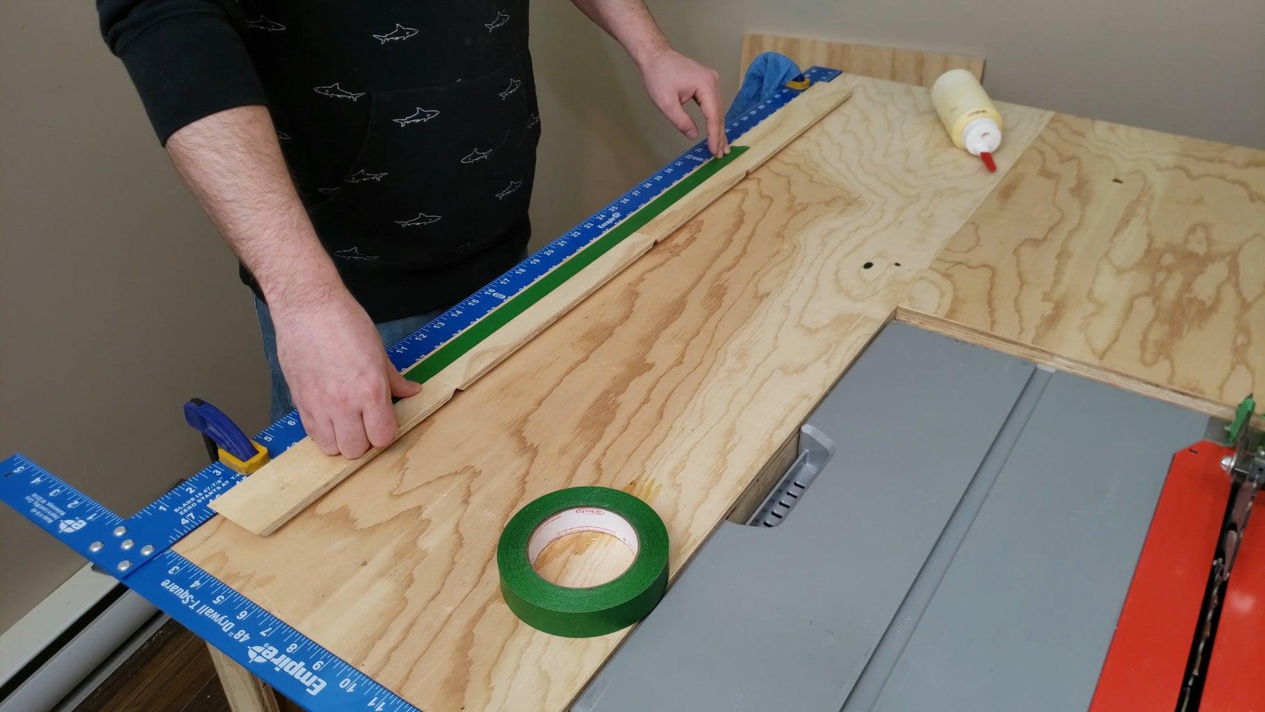 Glueing the Box