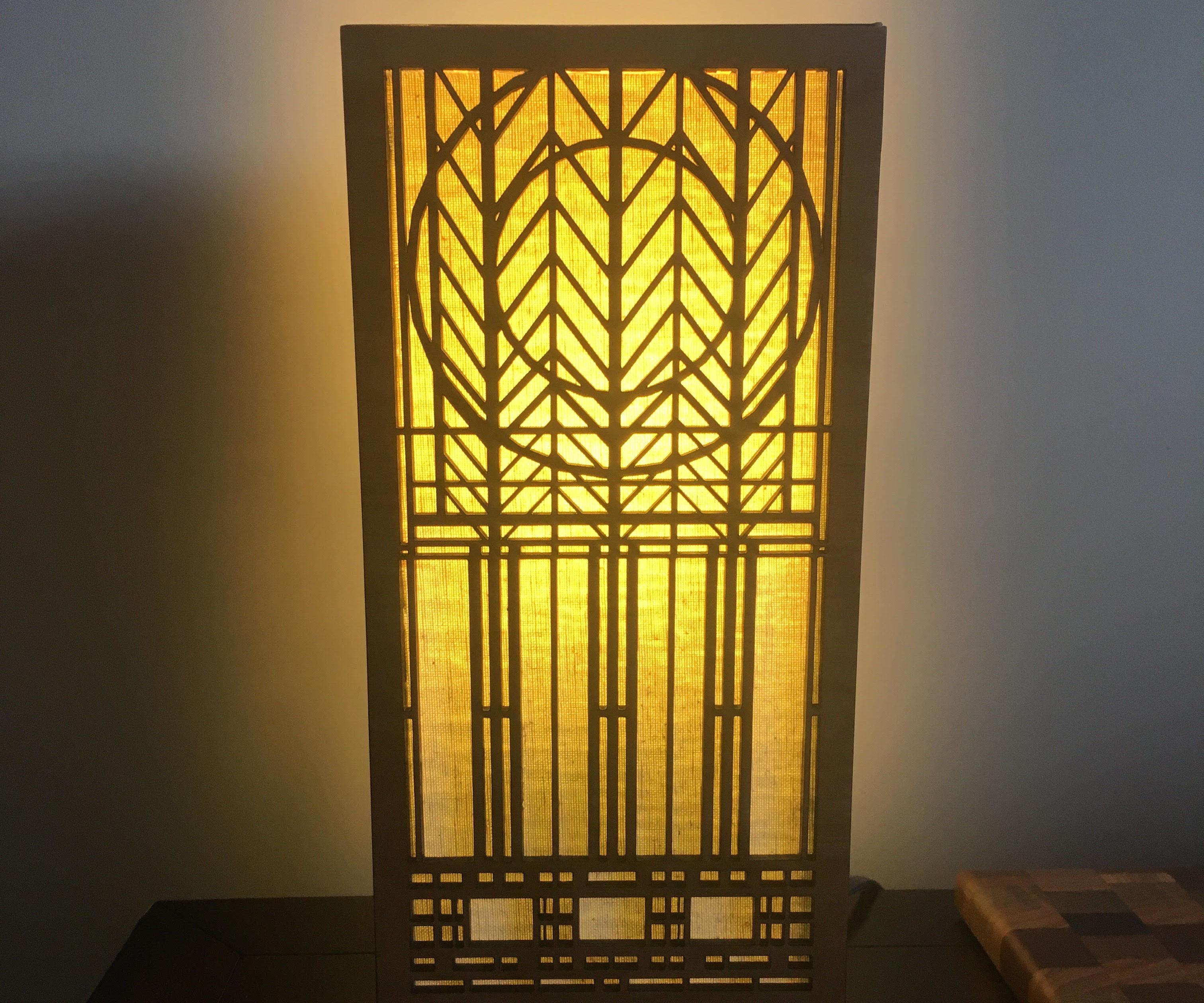 Box Lamp