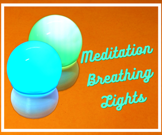 Meditation/Breathing Practice Light