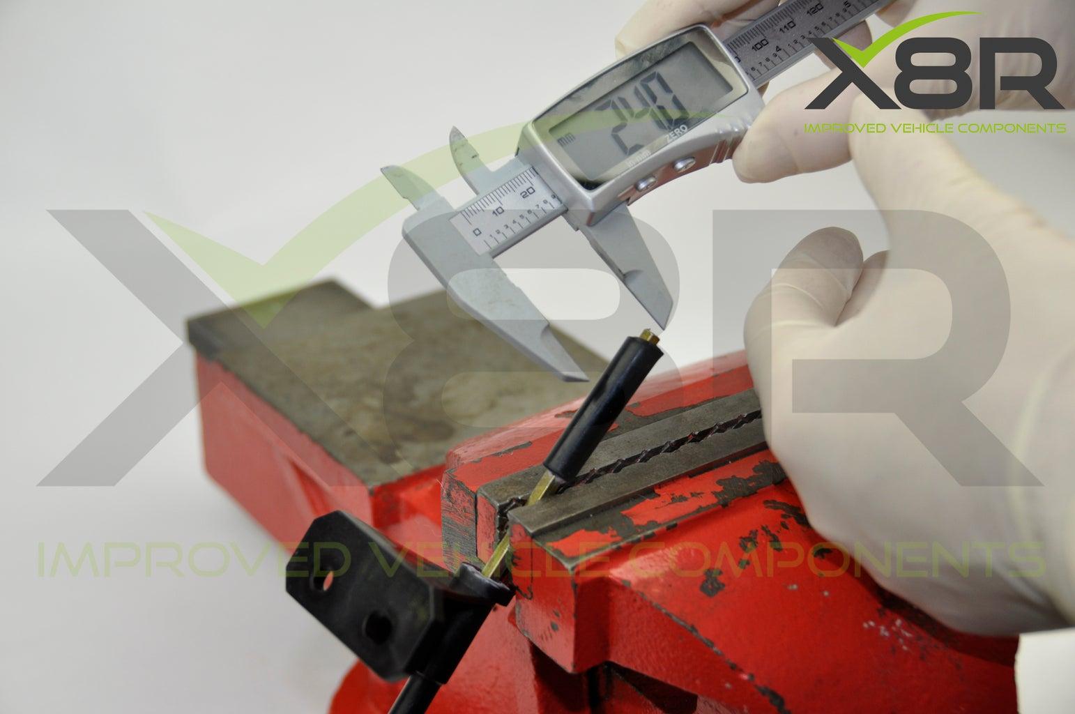 Remove Old Handle Plastic