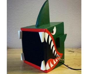 Shark Fan (Solder Smoke Filter)