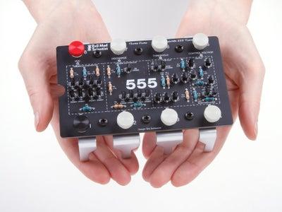 Three Fives Replica Kit