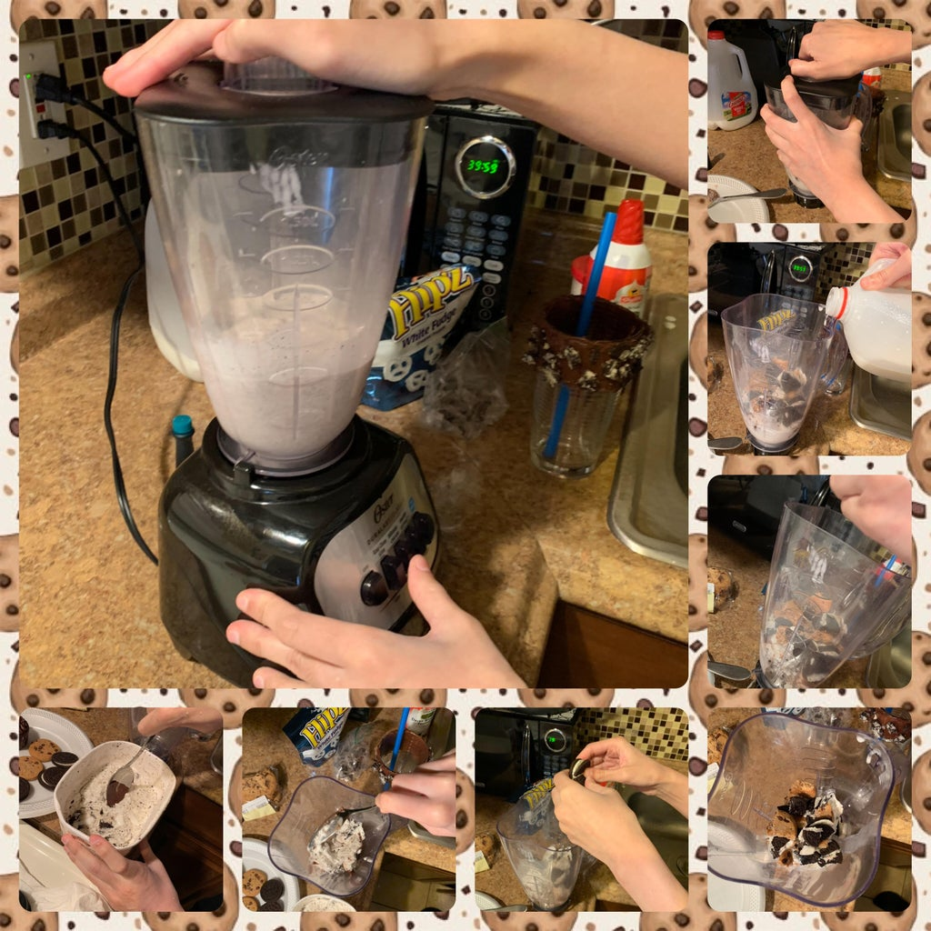 Making the Milkshake