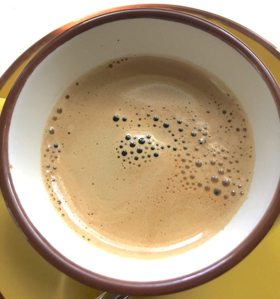 The Secret to Perfect Cuban Coffee: the Espuma