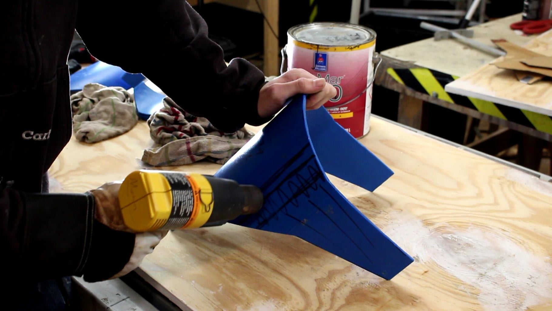 Heat Form Plastic