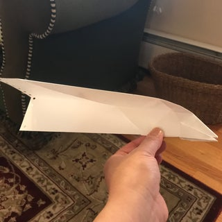World's Best Paper Airplane (The Eagle Eye)