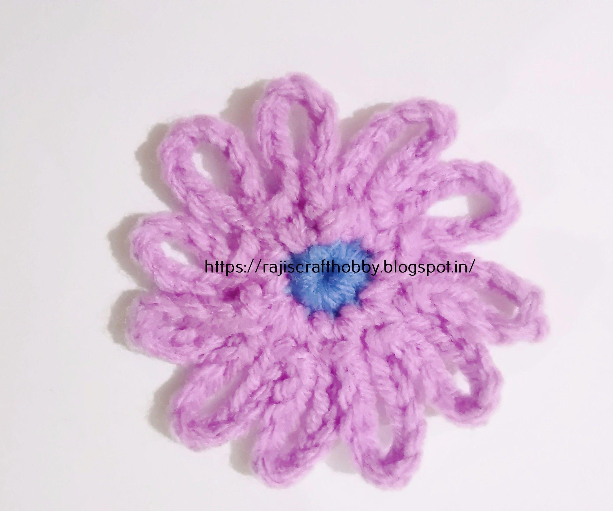 Multi Petal Flower