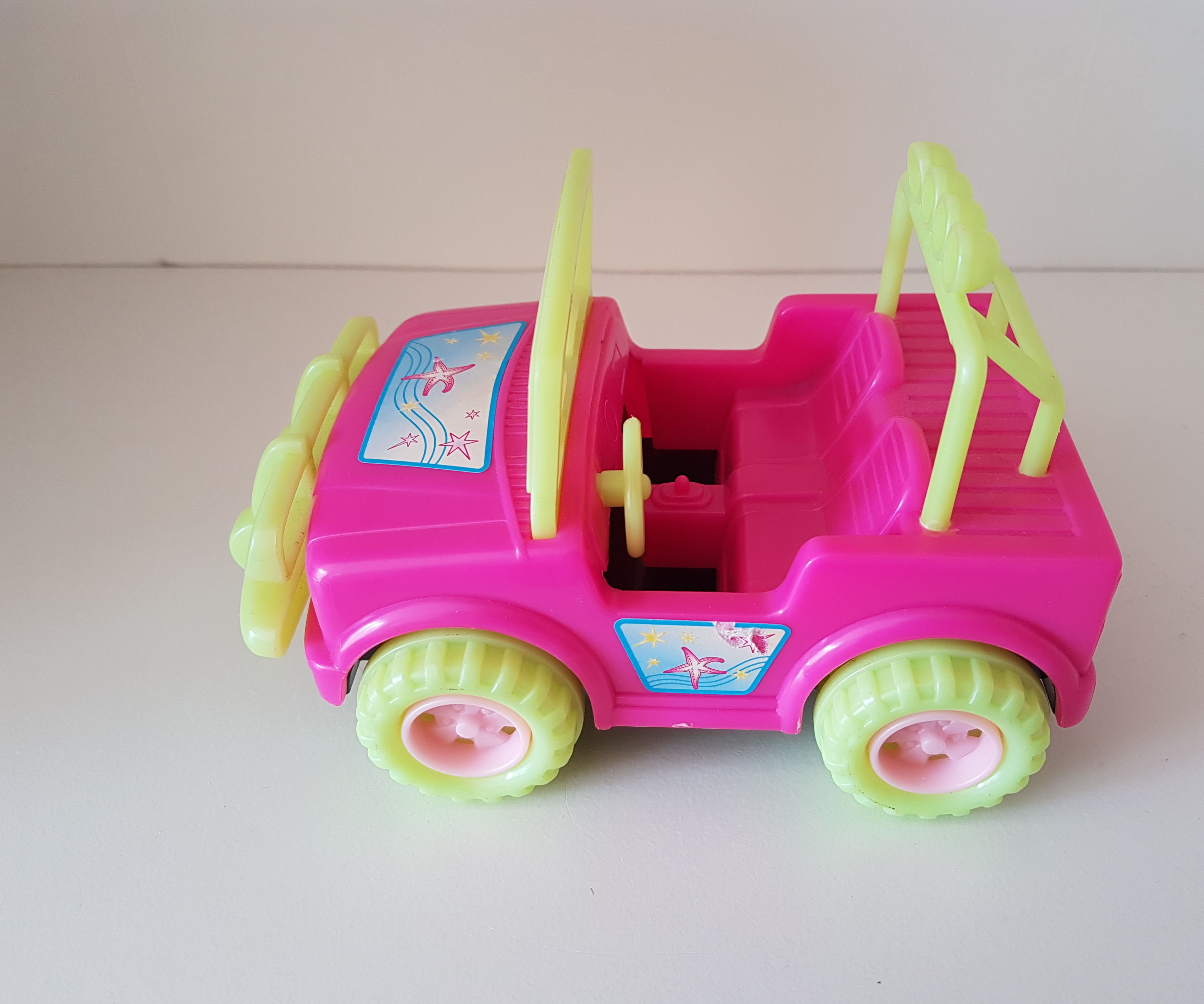 Arduino Obstacle Avoiding Toy Car