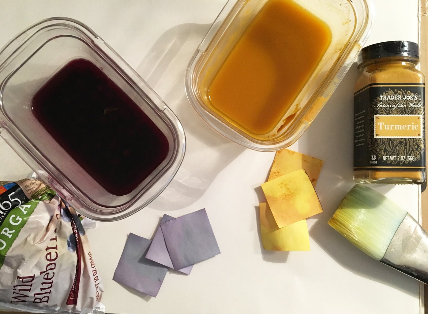 Make the Natural Dye Patches