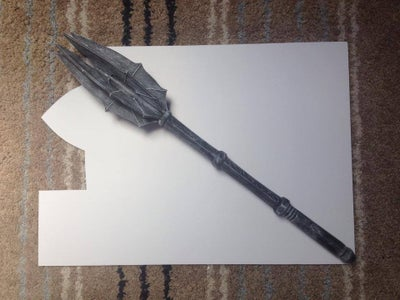 Lord of the Rings: Sauron's Mace