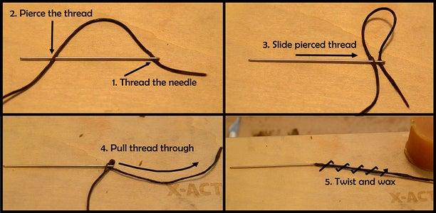 Thread Two Needles